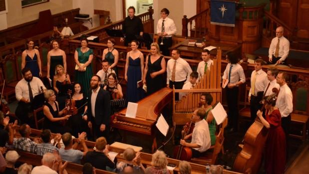 Camerata Tinta Barocca & Cape Consort: Handel's Messiah#ConcertReview
